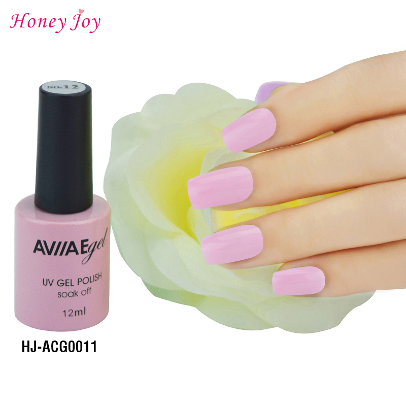 Aliexpress Aviiae Candy Pink Gel Nail Polish Long Lasting Soak Off Led Uv L Cure Cosmetic Makeup 12ml Environment From