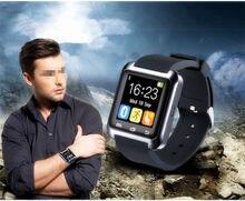 Hot Selling U80 Bluetooth Smart Watch Phone 1.54″ HD Touch Screen 230mah Battery Remote Camera Push Message Pedometer, etc