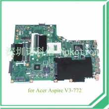 NOKOTION NBMMB11001 NB MMB11 001 VA70HW GPU DDR5 For acer aspire V3 772G GeForce GTX 850M