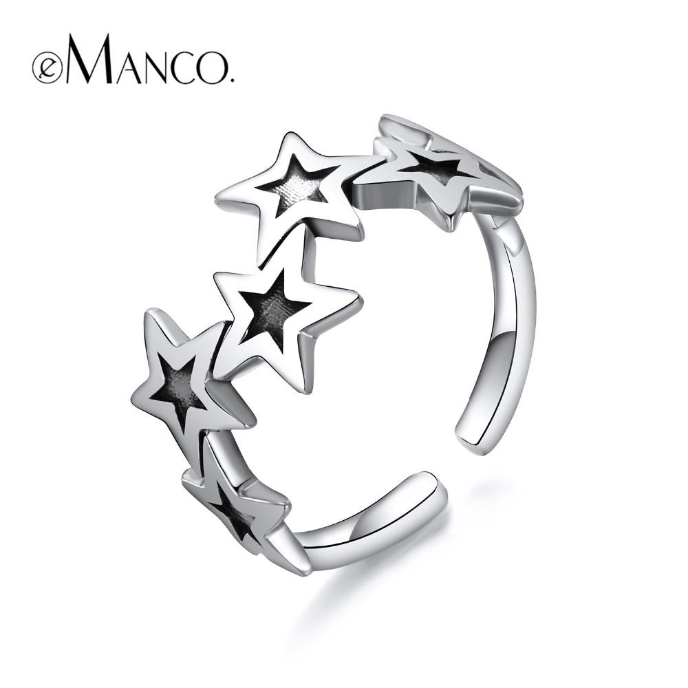 Aliexpress.com : Buy E Manco 925 Sterling Silver Five