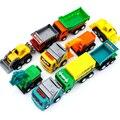 10Pcs/lot Mini Hot Wheels Pull Back Car Boy Toy Lot Vehicle Sets Educational Tractor China Vehicle Kids Cheap Toys Dinky Model