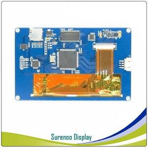 """Image 5 - 5.0 """"NX8048T050 Nextion Cơ Bản HMI SMART USART UART Nối Tiếp Cảm Ứng Điện Trở TFT LCD Module Bảng Điều Khiển Màn Hình Cho Arduino Quả Mâm Xôi pi"""