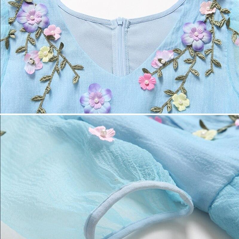Alglam Doll Appliques Ball Gown Skater Dress V Neck Half Puff Sleeve Sexy  Club Party Mini Dress High Waist Elegant Cute Vestido-in Dresses from  Women s ... 30db73ad3