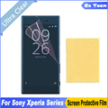 2pcs HD Clear Screen Protector Display Protective Film For Sony Xperia XZ X Compact Performance XA Ultra E5 Screen Guard Film