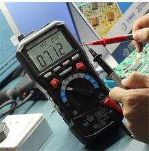 BSIDE ADM30 Multímetros Digitales de AC/DC Tensión Corriente Capacitancia Temperatura Prueba De Diodo Frecuencia MeasuringTesters Multiprobador
