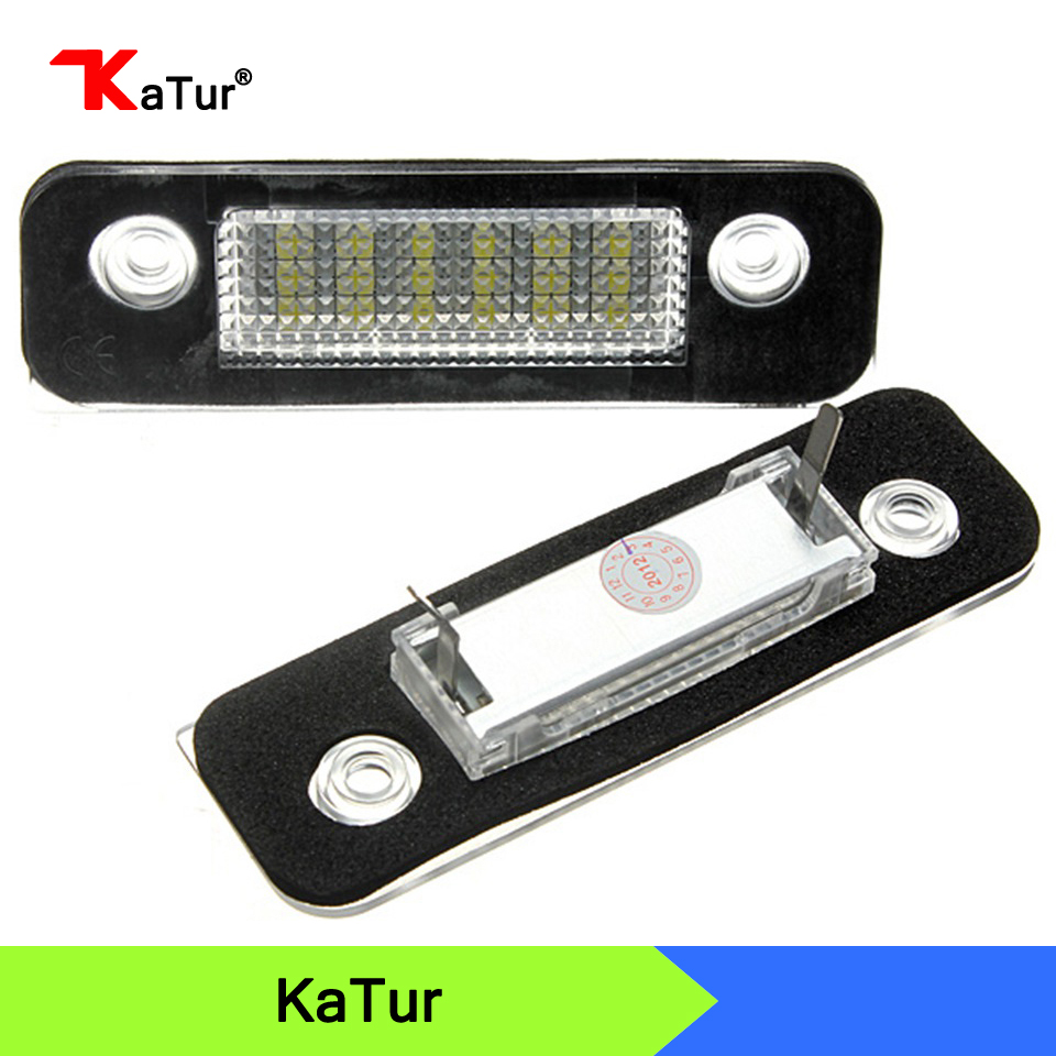 Dcv Smd Led License Number Plate Lamps Light For Ford Mondeo Mk Fusion Error Car Styling  In Signal Lamp From Automobiles Motorcycles On