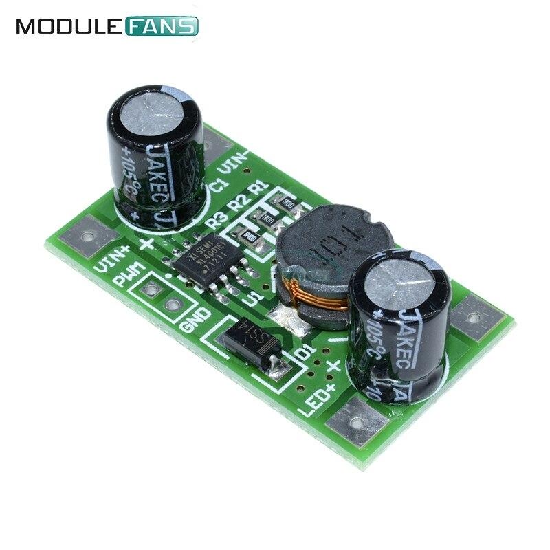 Stair Lights With Arduino: DC DC Step Down Buck Power Supply Module For Arduino CC/CV
