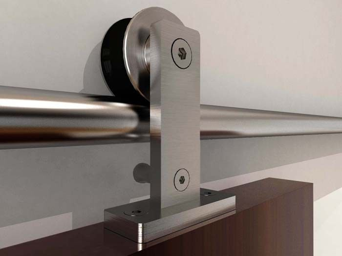Free Shipping 244cm Long Euro Brushed Stainless Steel