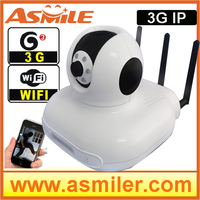 Home security 3g wireless home security alarm camera system