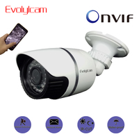 Проводной 2592*1944 5MP H.265 IP Камера Onvif P2P Водонепроницаемый Инфракрасный видеонаблюдения сети сигнализации Ночное видение CCTV Камера