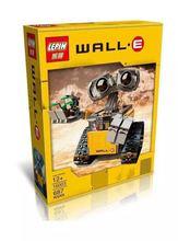 2016 New Lepin 16003 Idea Robot WALL E Building Set Kits Minifigures Bricks Blocks Compatible Legoe 21303