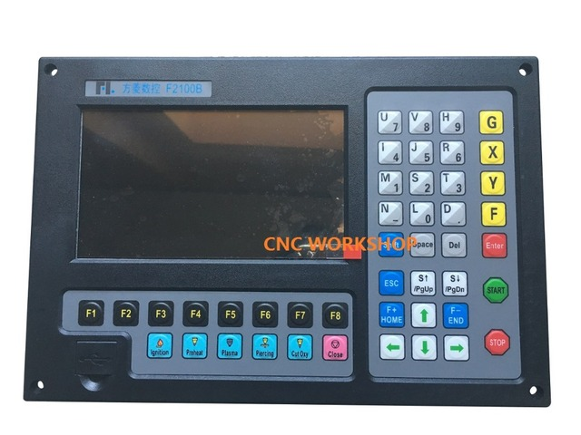 3 Axis Cnc Controller Flame Plasma Cutting Plate Cutting Dual Purpose Intersecting Line Plasma Cutter Precision F2100b In Cnc Controller From Tools On