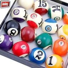 Высокое качество 57,25 мм Стандартные итернациональные шары для пула полный набор шаров нет внутри мяч дизайн бильярдный бассейн мяч