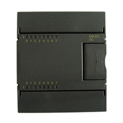 EM221-C16 Compatible SIEMENS  S7-200 6ES7221-1BH22-0XA0  6ES7 221-1BH22-0XA0  PLC Module DC 24V  16 DI 6es7221 1bl22 0xa0 simatic s7 200 plc compatible digital module 6es72211bl220xa0 6es7 221 1bl22 0xa0 em221 32 di 24v dc