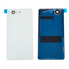 New For Sony Xperia Z3 Compact Z3 Mini D5803 D5833 Housing Battery Back Cover Case Door Replacement Free Shipping