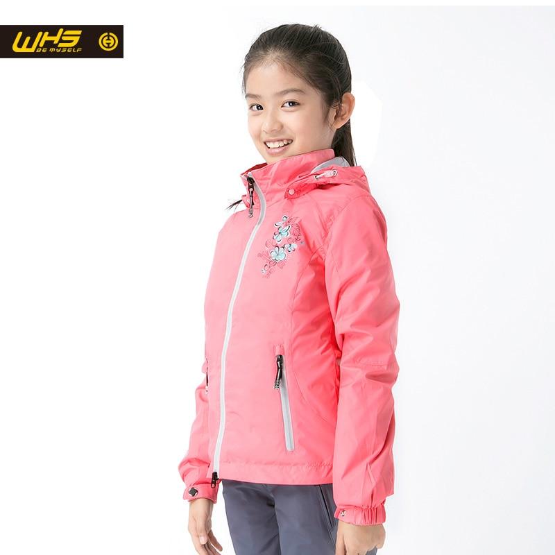 WHS жаңа Қыздар курткалары Спорт ашық - Спорттық киім мен керек-жарақтар - фото 2
