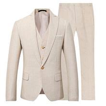2019 Custom Slim Fit Men Suits Fashion Mens Business Wedding Suit latest waistcoat designs for men tuxedo costume homme
