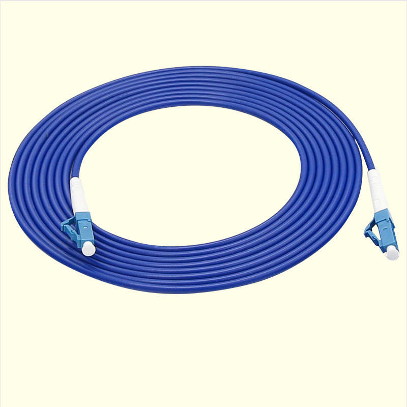 Image 4 - Simplex Fiber Optic Patchcord Mini Armored Cable patch cord /Jumper LC/UPC LC/UPC-in Fiber Optic Equipments from Cellphones & Telecommunications
