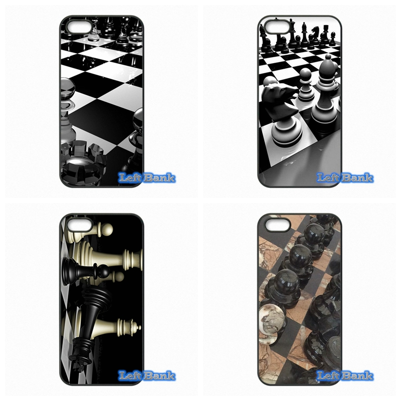 Chess Pieces and Chess Board Wallpaper Phone Cases Cover For Samsung Galaxy 2015 2016 J1 J2 J3 J5 J7 A3 A5 A7 A8 A9 Pro