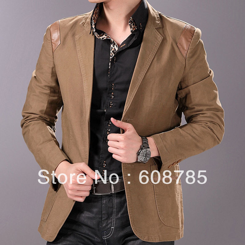 Online Get Cheap Brown Suit Jacket for Men -Aliexpress.com ...