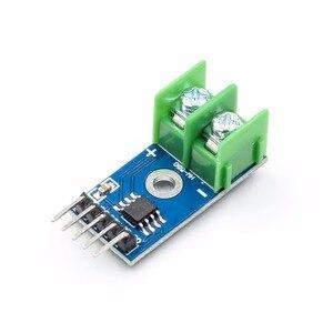 Image 3 - 1pcs MAX6675 K type Thermocouple Temperature Sensor Temperature 0 800 Degrees Module I45