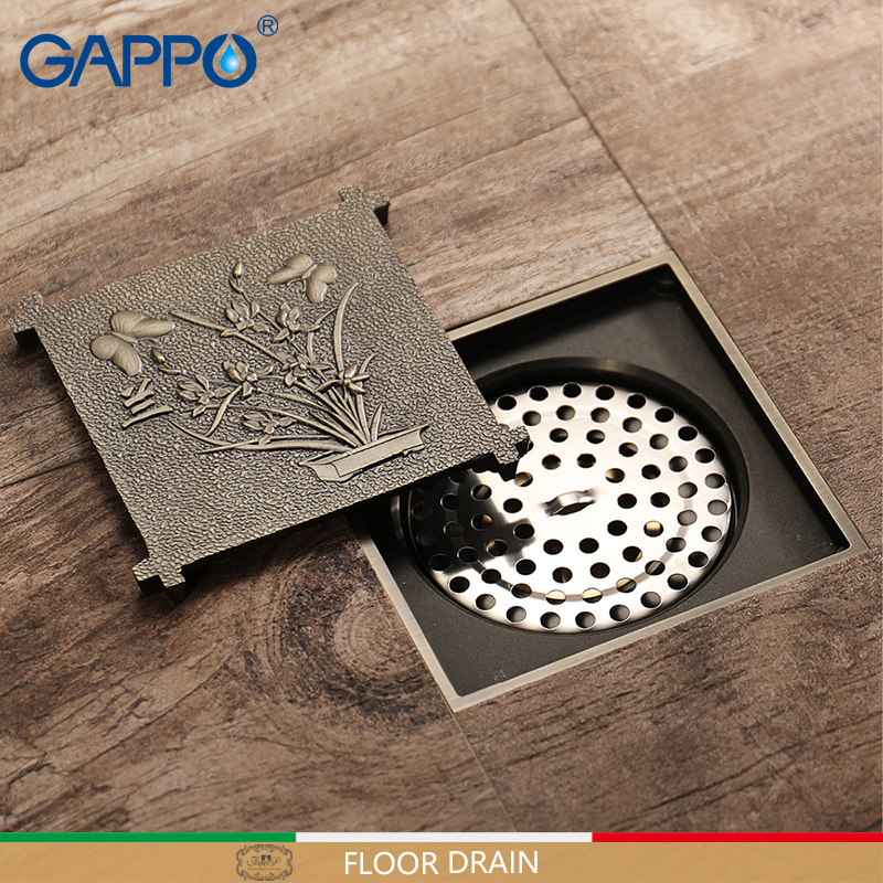 Stainless Steel Shower Drain Channel for Floor Drain Siphon for ...