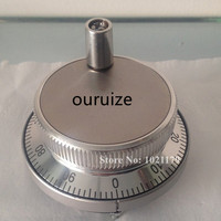 High Quality Hand Wheel Pulse Encoder 100PPR CNC Mill Router Manual Control For CNC System Free