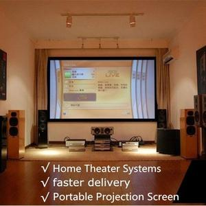 120 Inch Projection Screen Mov