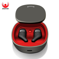 SWZYOR A2 Bluetooth 5.0 TWS Wireless sports Earphone Auto Pairing Bluetooth Earphones Binaural HD call Hifi Wireless Earbuds