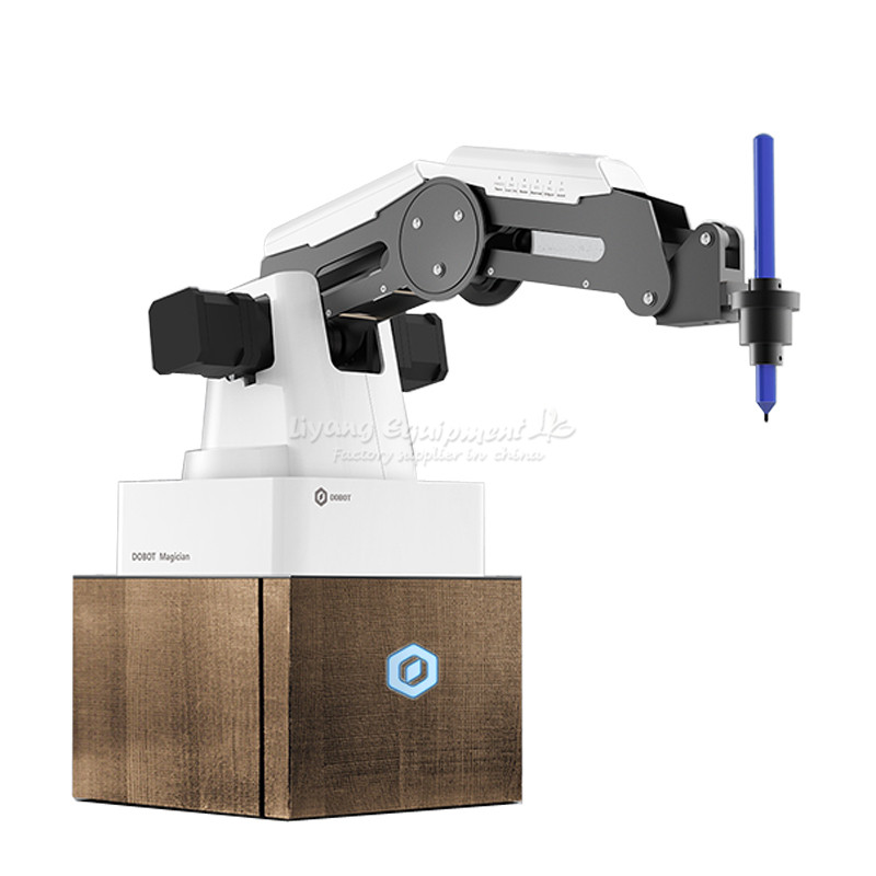 Intelligent 3D printer high precision laser engraver robot arm 3d printer and printer carbon rod 3d fish eye link arm lever parts of high precision delta accessories