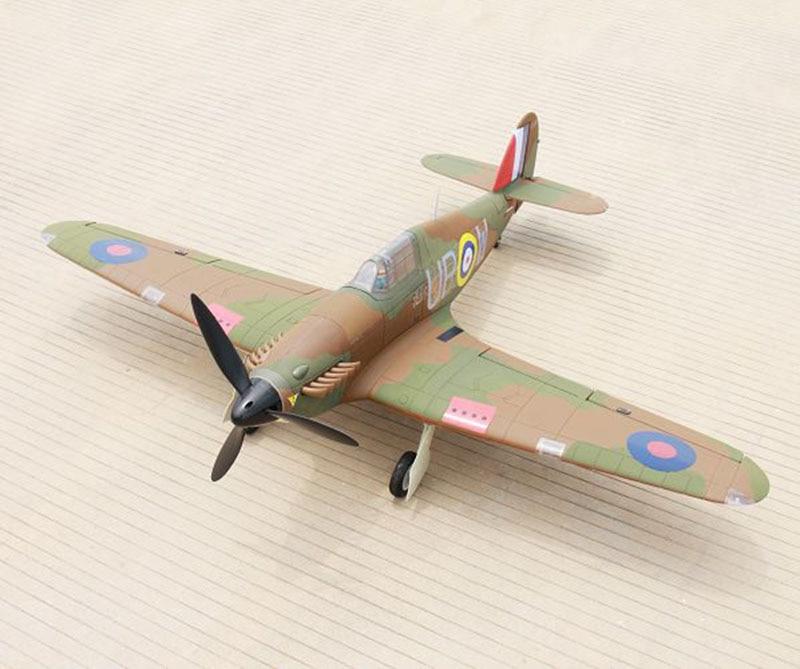 Dynam 1250MM Hawker Hurricane RC PNP/ARF Propeller Plane W/ Motor ESC Servos очаг dimplex brookline black 64874351
