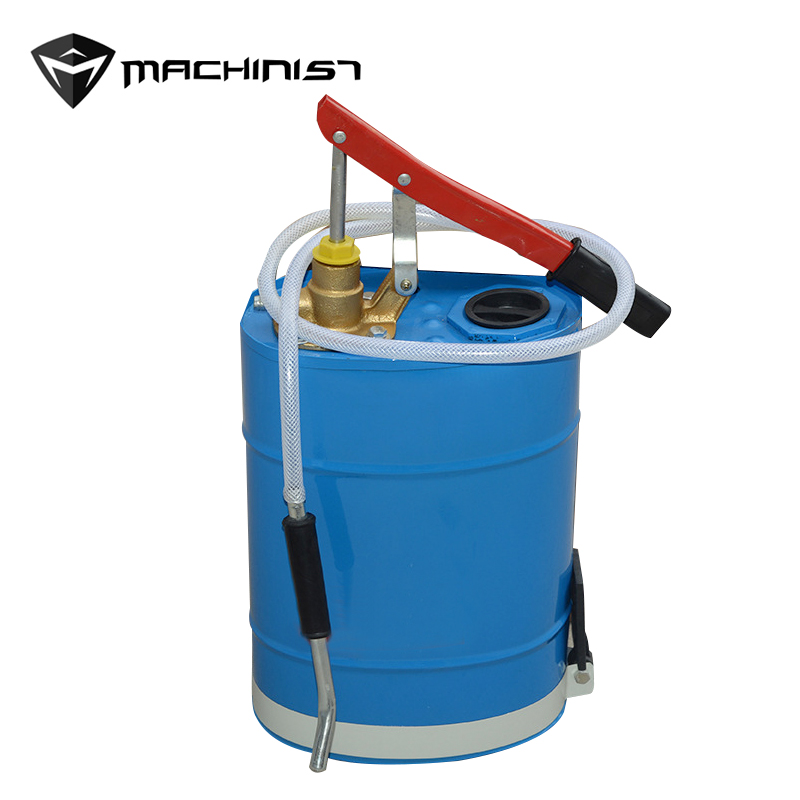 10L Hand-pressed Refiller Thickening Gear Transmission Oil-filler Oil Refilling Hand-operated Oil Machine