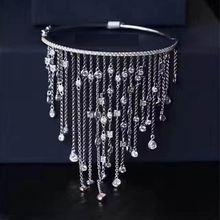 Новый дизайн высококачественное модное массивное ожерелье из