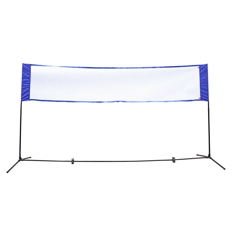 2017 Ourdoor Long Badminton Volleyball or Tennis Net Stand for Family Sport Outdoor Game ...