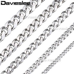 Davielsee Mens Necklace Chain
