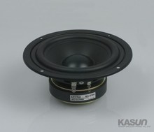 2PCS Kasun QA-5100 5inch midrange speaker PP cone woofer power handling 90W