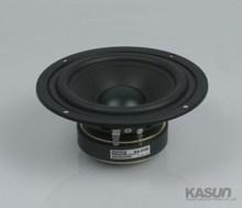 2PCS Kasun QA 5100 5inch midrange speaker PP cone woofer power handling 90W