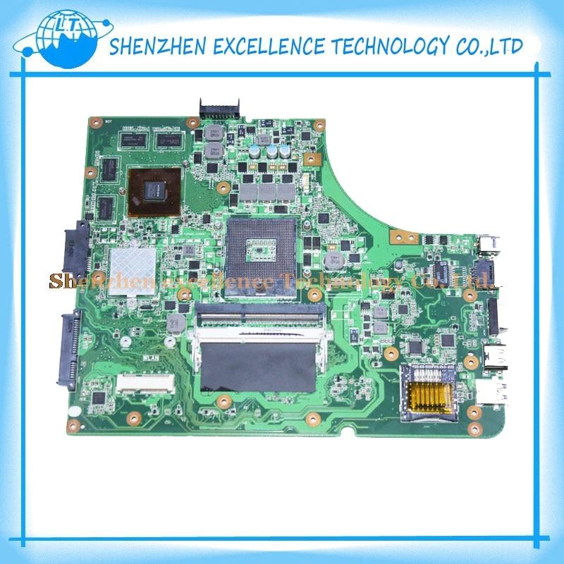 In Stock! Original New Motherboard For Asus K53SV K53SM laptop 8 memory mainboard GT 540M DDR3 Tested OK