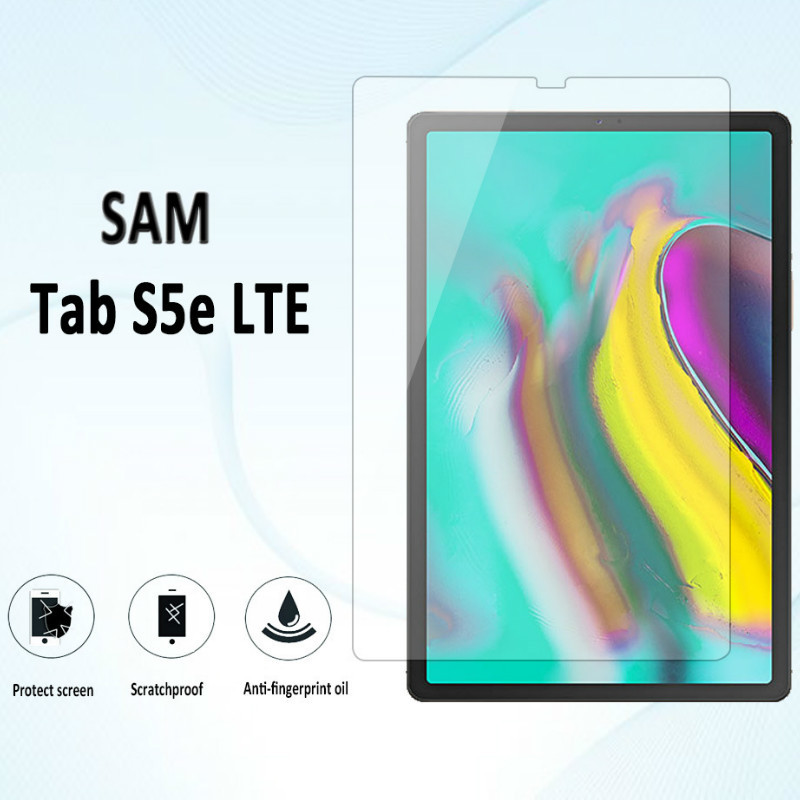 Tempered Glass For Samsung Galaxy Tab S5e 10.5 SM-T720 T725 Screen Protection Glass Cover For Samsung Galaxy Tab S5e T720 Glass