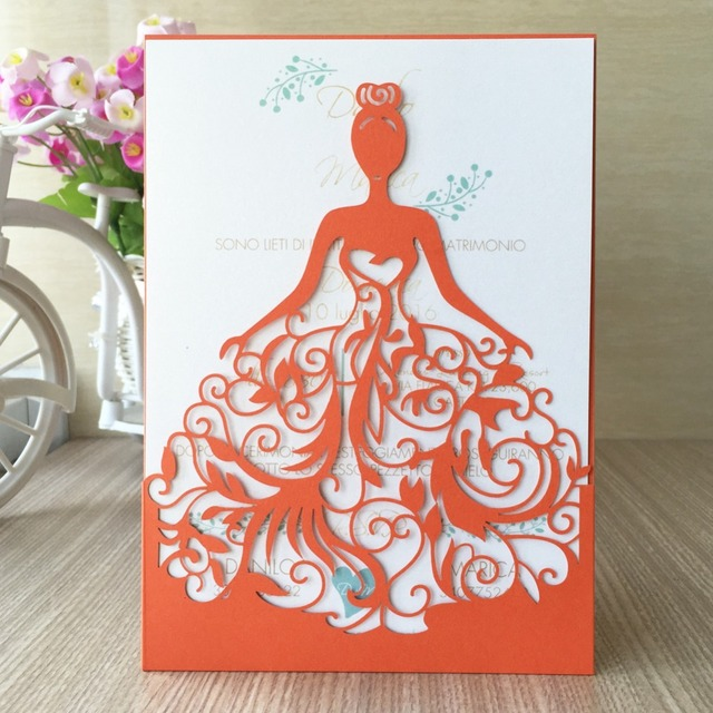 12pcs Customized Glitter Paper Flash Craft Birthday Paty Wedding Invitation Cards Adult Ceremony Invitaiton Blessing Card
