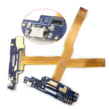 New Microphone USB Port Dock Charge Charging Flex Cable Board PCB For ZTE Voyage 4 Blade A610 Phone Repair