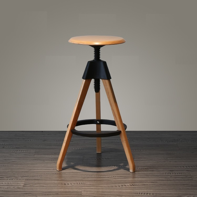 Australian Country Bar Stool Furniture wholesale market chair retail free shipping