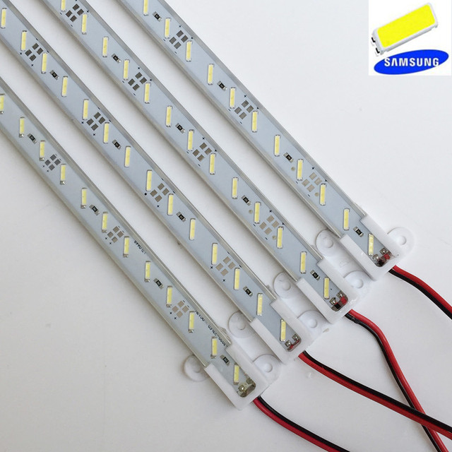 6pcs 8520 Smd Led Strip Lights 12v Led Desk Lamp With Hard