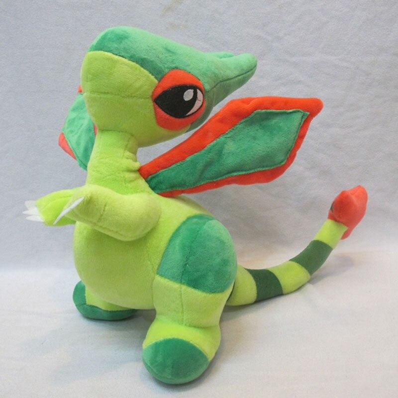 Аниме Pokedoll XY Плюш Пълнеж PP памук играчки Flygon Плюшени играчки подарък за деца