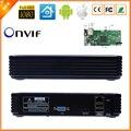 Новый Mini NVR Full HD 4 Каналов 8 Каналов Видеонаблюдения NVR 1080 P 4CH 8-КАНАЛЬНЫЙ ONVIF 2.0 IP Камеры Системы 1080 P С Радиатором