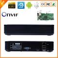 El más nuevo Mini NVR Full HD de 4 Canales 8 Canales de Seguridad CCTV NVR 1080 P ONVIF 4CH 8CH 2.0 Para Sistema de Cámaras IP 1080 P Con Radiador