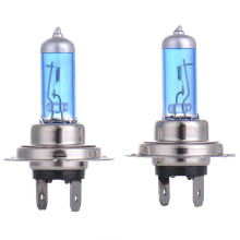 2pcs H7 55W Halogen Bulb Super Xenon 12V White Fog Lights High Power Car auto Headlight Lamp Car Light Source parking 5000K