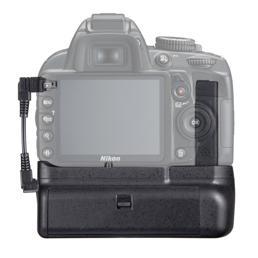 Travor Battery Grip Pack-Halter für Nikon D3100 D3200 D3300 - Kamera und Foto - Foto 4