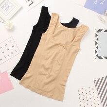 YATEMAO New Shapers Belly Belt Shapwears Body Shapers Vest W
