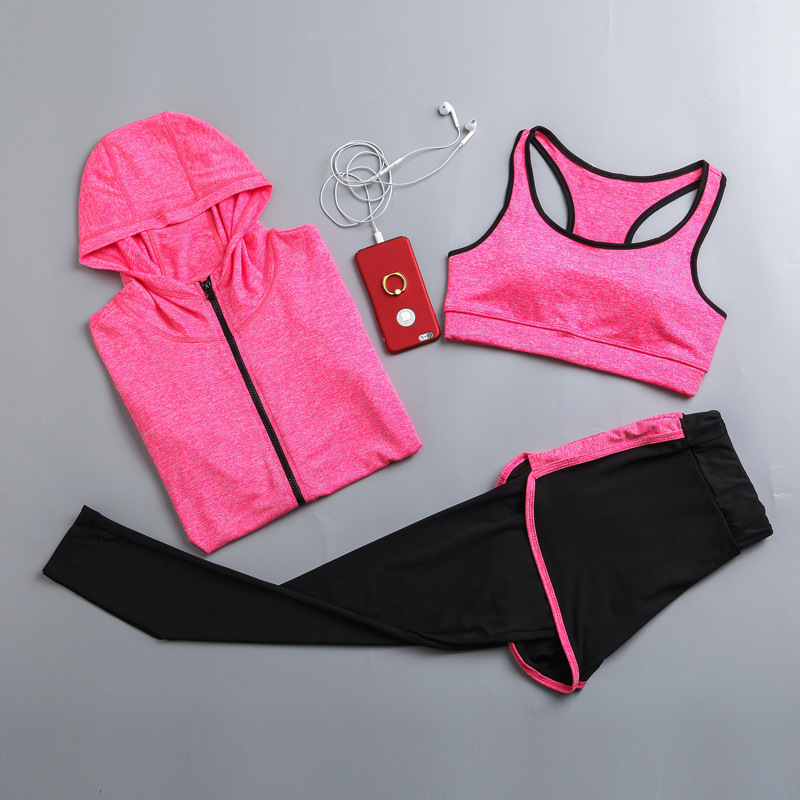 Fashion Fast Drying Breathable Two Piece Set Sweat Absorption Tracksuit Women Dance Chandal Mujer Completo Trainingspak Vrouwen